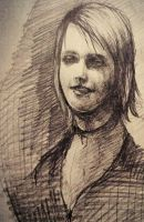 Maria Sketch    (silent hill 2 by suzanna8767