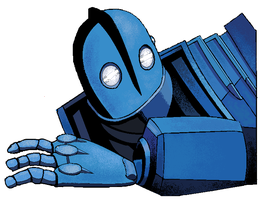 22. The Iron Giant by ConkerTSquirrel