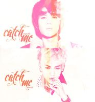TaeKey_ dbsk Catch me inspired Ver.2 by limit73er