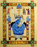 Frigga in Romanesque Style by Thorskegga