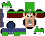 luigi by hollowkingking