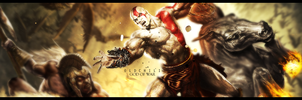 God of War by OldChili