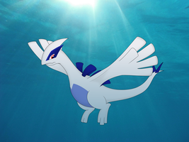[Request] Lugia! by Fooleraid