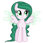 Emerald Gem *changed wings* by Xsecretgirl