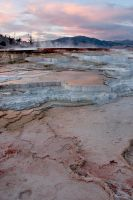Mammoth Sunset by papatheo