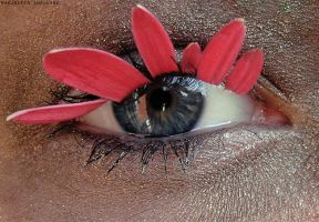 Flowerlashes. by Glambition