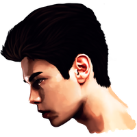 Lucas Face Profile by Omniance