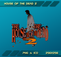 House of The Dead 2 dock Icon by Dohc-WP