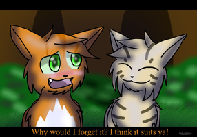 Why Would I Forget It? by stormspirit1000