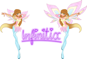 CM: Glimmer Infinitix by CharmedWings
