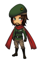 Chibi Commission Henry by nicoyguevarra