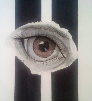 Eye Design Thingy by ArtsyTrash