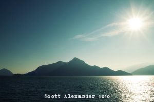 Porteau Cove.. by straightfromcamera