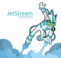 JetStream - Ben 10 by 4elementGURU