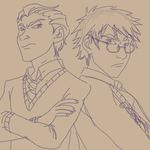 draco and harry quickie by sammywhatammy