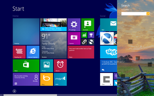 Windows 8.1 Search Concept by link6155