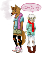 no its ok bby dont cry by Aymeysa