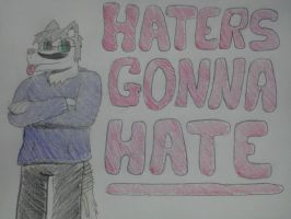 hater by walter-the-furry