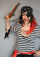 Pirate Hooker 10 by LongStock