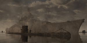 The Ghost Fleet by SwissAdA