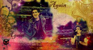 wallpaper adam lambert by elnazglambert