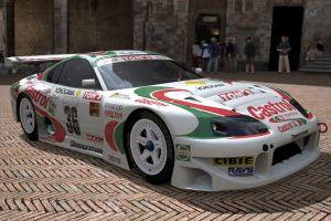 Toyota Castrol Toms Supra 1997 by JMR-Mobius-1