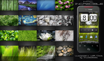 HTC Incredible Wallpaper Pack by chuckdobaba