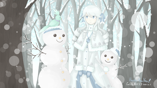 snow by Queen-Of-Summer