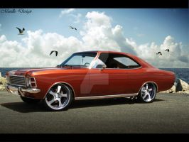 Chevrolet Opala by MurilloDesign