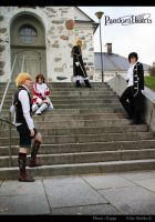 Pandora Hearts Cosplay by sheiku92