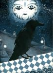 the raven and the moon by maura