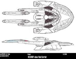 Ships of ASR...A New Look 3 by GhostRider2007