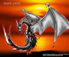 Spiron X - Dark Fang - Dragon by ShadowDragon22