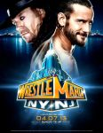 WWE WrestleMania 29 Poster by metalteo96