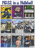 MGS2 in a Nutshell by Jagarnot