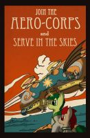 Join the Aerocorps by SilverwolvesForever