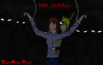 five night at freddy bad ending by NinjaAnimeHero