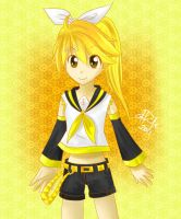 Vocaloid Yellow by yassui