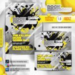 Indierock flyers template by iQdiz