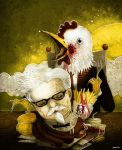kentucky fried chicken by berkozturk