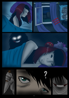Go to sleep, he said Page.1 by FlameEtain