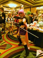 Anime Los Angeles 2015 Dead or Alive Ayane by Demon-Lord-Cosplay