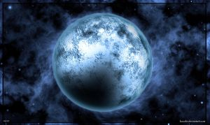 ice planet by boodie