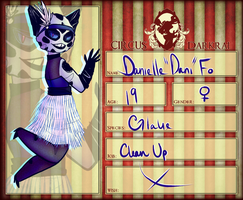 (X) Danielle Fo by RosariaBec