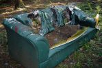 Gross Couch by trizany-stock