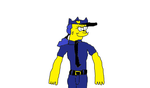 Officer Marge Simpson by Simpsonsfanatic33
