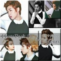 Photopack #1 de Henry by JoseCr97