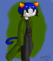 another Nepeta is dead joke by ninaqueenbee