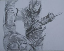 assasins creed by siltjeuuh
