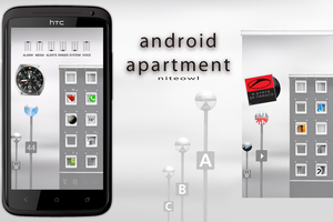 Android Apartment by niteowl360